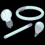 廃蛍光ランプ (2)