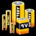 廃乾電池2